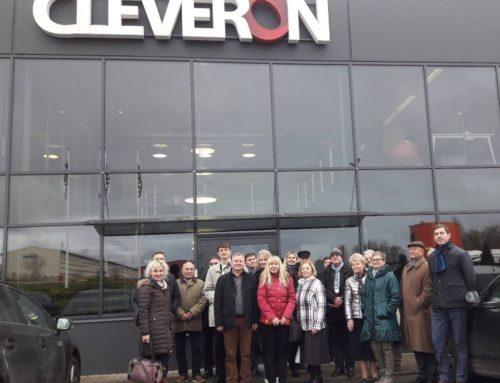 EKA külastas Eesti juhtivaid ettevõtteid Viljandis